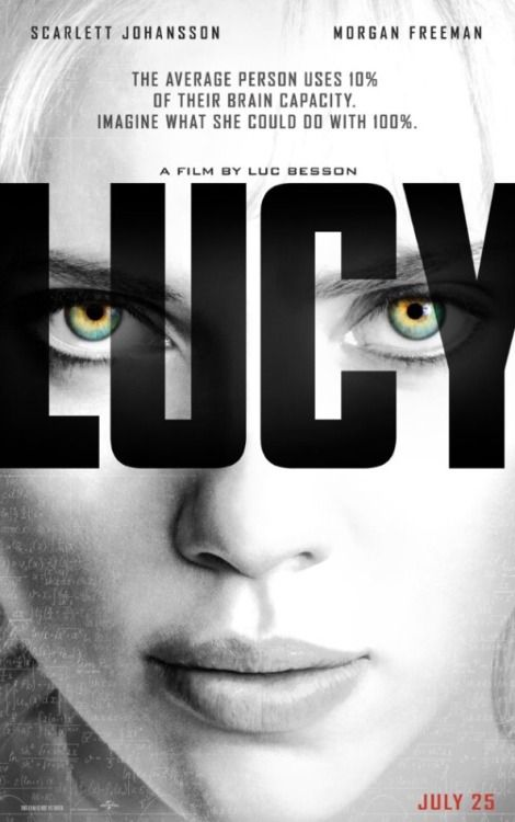 Movie Posters - Movie Posters : Lucy (2014) dir. Luc Besson  Movie Posters  :    Lucy (2014) dir. Luc Besson