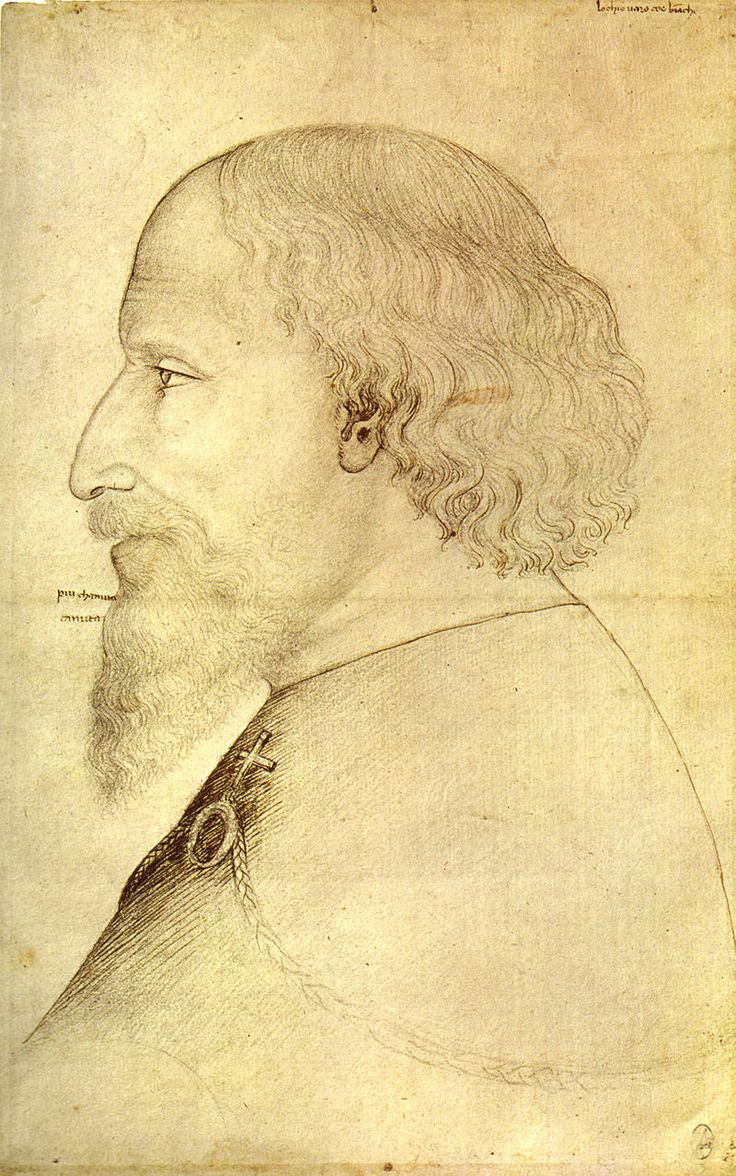 Pisanello (Antonio Pisano), 1394?-1455, Italian, Drawing from the Codex Vallardi, 15th century. Musée du Louvre, Paris. Early Renaissance.