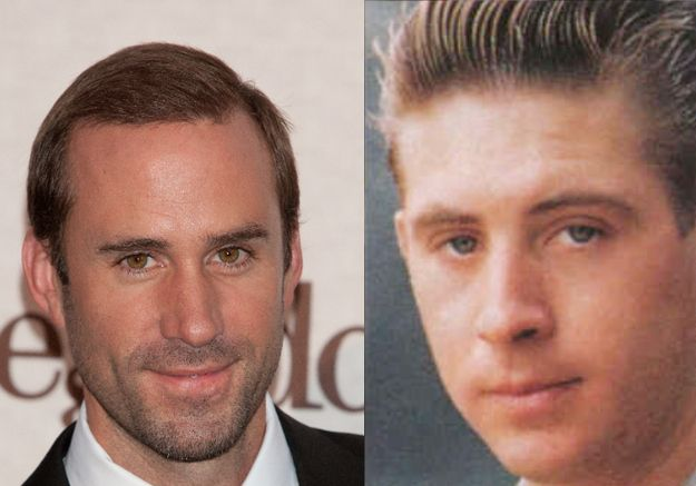 Joseph and Jacob Fiennes are twins.  Younger sibs of Ralph Fiennes.