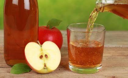 licor de manzana casero 2