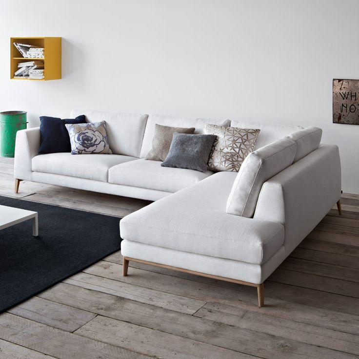 17 mejores ideas sobre sof s modulares en pinterest gran for Sofa modular tela