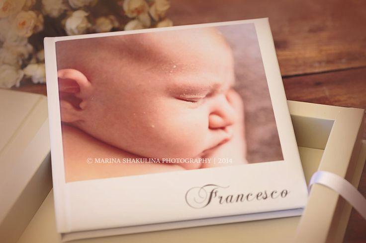 Fotografo di Bambini a Verona | Marina Shakulina Photography - Album BabyBook