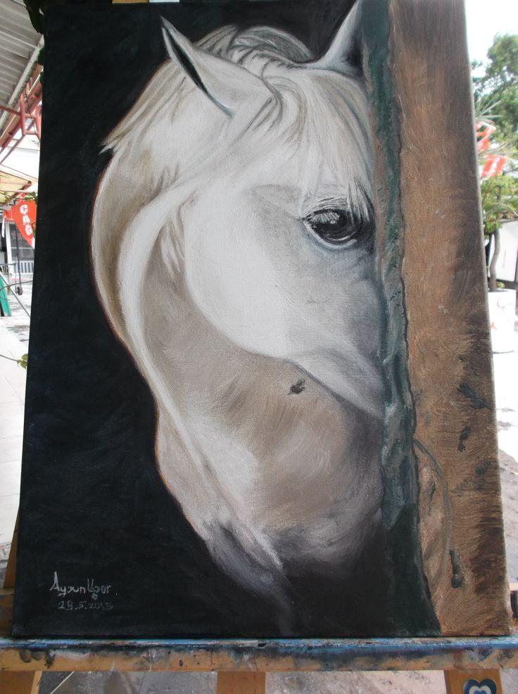 35 50 yağlı boya tablo