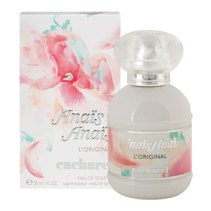 b265650e8186f Cacharel Anaïs Anaïs Feminino Eau de Toilette é um perfume Floral Feminino.  Para uma mulher delicada e meiga.