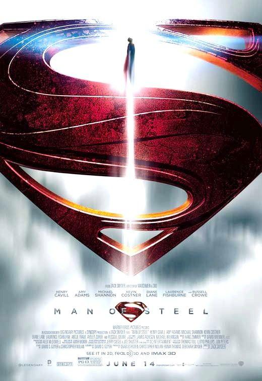 """Película: Superman """"El Hombre de Acero"""", Año: 2013"""