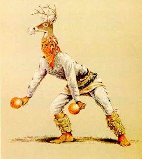 Sonora- danzante yaqui