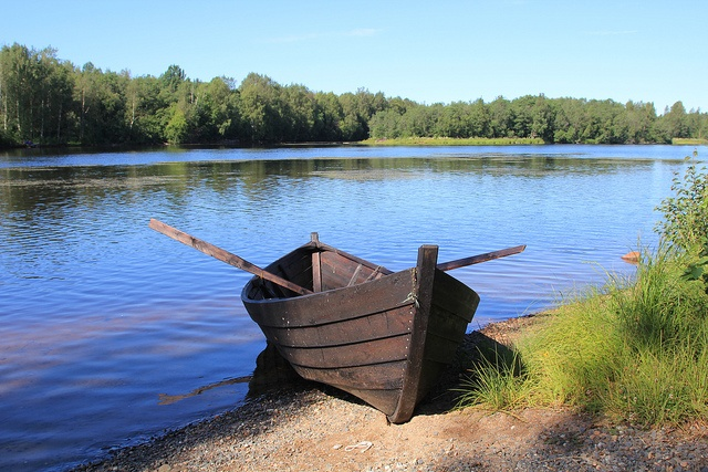 Byske river, Sweden.. my great grandmother lived in Byske