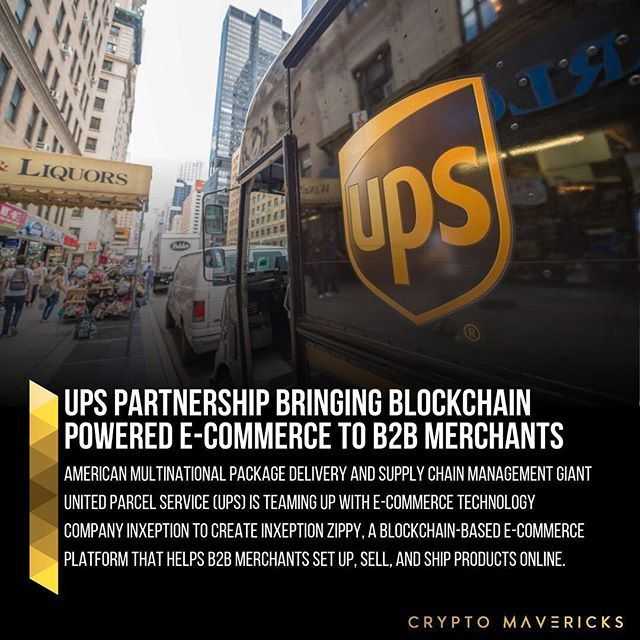 American Multinational Package Delivery And Supply Chain Management Giant United Parcel Service Ups Is Supply Chain Management Chain Management Supply Chain