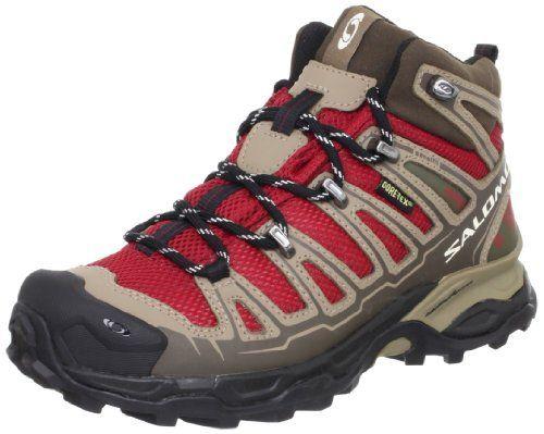 SALOMON X Ultra Mid GTX Ladies Hiking Boots Salomon. $186.19