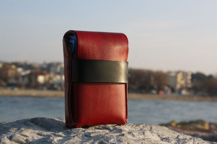 handmade cigarette case by leather crafts anthi