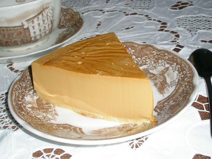 Tarta de dulce de leche y filadelfia sin horno. Descubre nuestra receta.