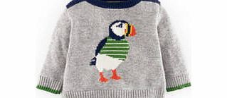 Mini Boden Nautical Jumper, Grey A soft and comfortable jumper to wear on breezy days and evenings. Wear with jeans for a great, easy outfit. Supersoft, machine washable cotton-cashmere mix. http://www.comparestoreprices.co.uk/baby-clothing/mini-boden-nautical-jumper-grey.asp