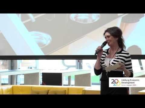 Versnellingstafels 2014: pitch Liliane Limpens