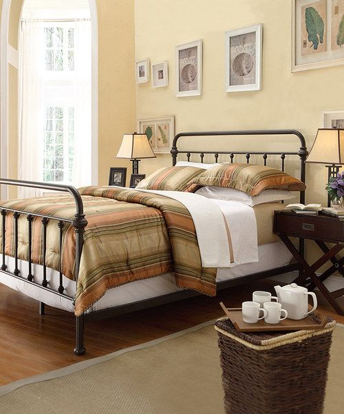 Take a look at the Bronze Mariana Bed Frame on #zulily today!