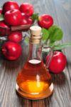 Homemade Apple Cider Vinegar Fruit wash. Super easy!