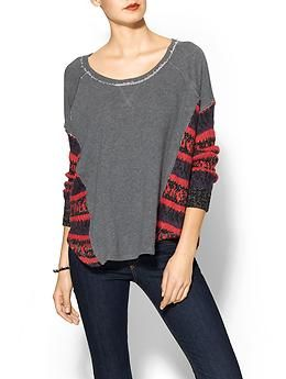 Free People Beautiful Sinner Pullover | Piperlime