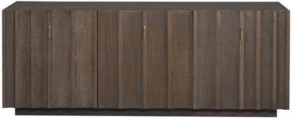 "Vanguard Furniture - Our Products - P241SC-EU Ava Media Console  cabinet 72""W x 20""D x 28""H"