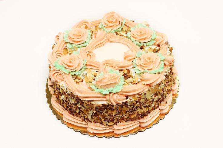 Classic Italian Rhum Cake