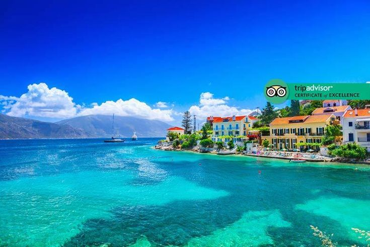 Discount UK Holidays 2017 3, 5 or 7nts Kefalonia Escape including Breakfast & Flights From £169pp (from Bargain Late Holidays) for a three-night Kefalonia escape with flights and breakfast, from £239pp for five nights, or from £269pp for seven nights - save up to 22%