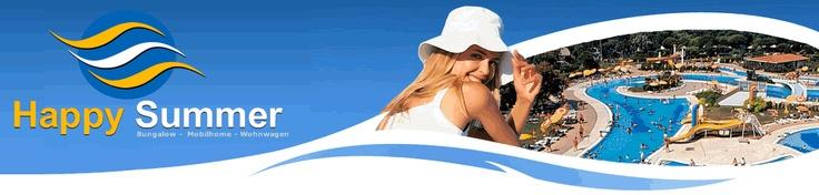Mieten Sie günstige Mobilheime auf Europas schönsten Campingplätzen einfach und schnell. Wir bieten Ihnen vom einfachen Bungalowzelt bis hin zum komfortablen Mobilheim mit Klimaanlage, TV und Mikrowelle genau die Unterkunft die Sie sich Wünschen.