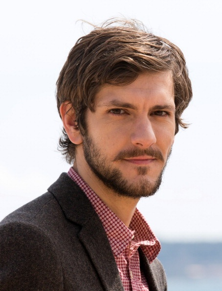 "Mathew Baynton in a photo shoot for ""The Wrong Mans."""