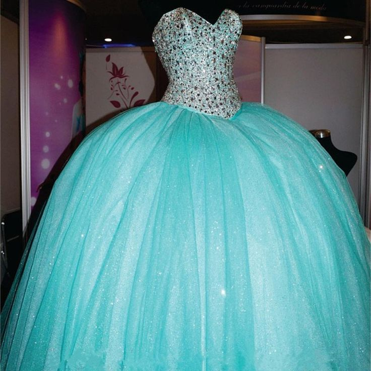 Turquoise Quinceanera Dresses,Ball Gowns Quinceanera Dress,Sweet 16 Dress,Sweet 15 Dresses