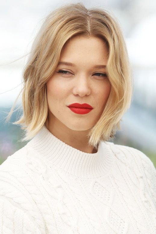 A red lip is always welcome, so we've rounded up the best shades to get you through the cold-weather months. Pair one of them with a white sweater to really help the color pop.
