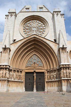 Tarragona ... cathedral