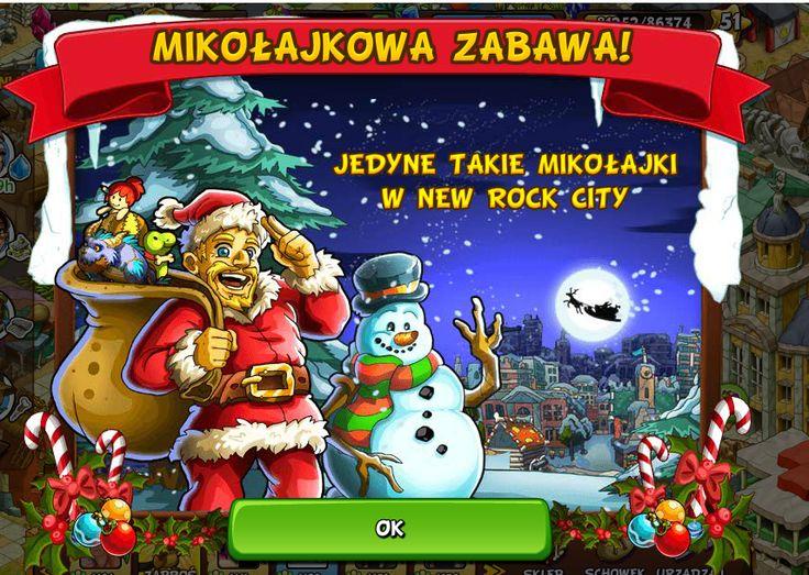 Mikołajkowa zabawa w Skalnym Miasteczku https://grynank.wordpress.com/2014/12/06/mikolajkowa-zabawa-w-skalnym-miasteczku/ #gry #nk #skalnemiasteczko