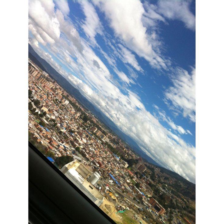 Bogota city !!!