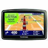 TomTom XXL 540M 5-Inch Widescreen Portable GPS Navigator (Lifetime Maps Edition) (Electronics)By TomTom