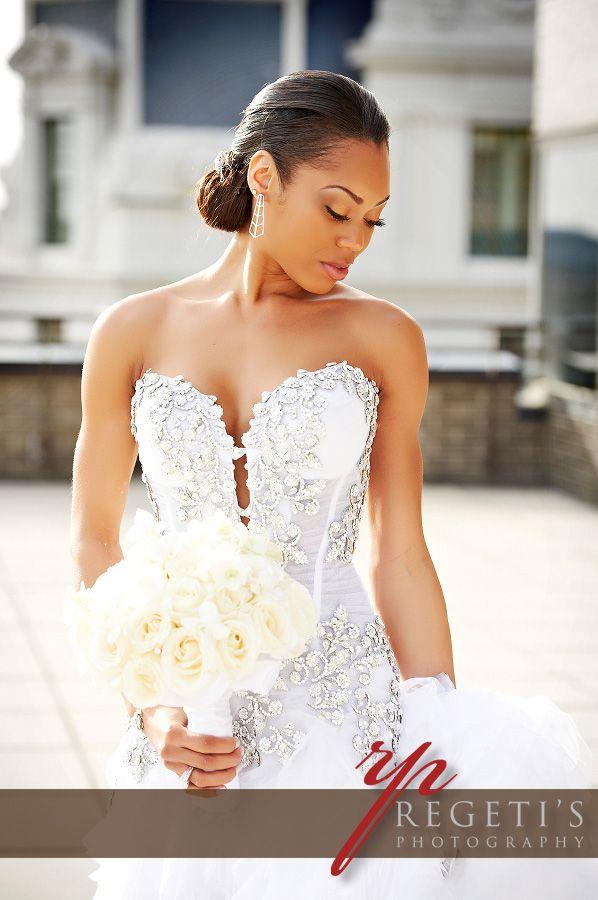 Chris Samuels + Monique Cox = Married! » Washington DC ...