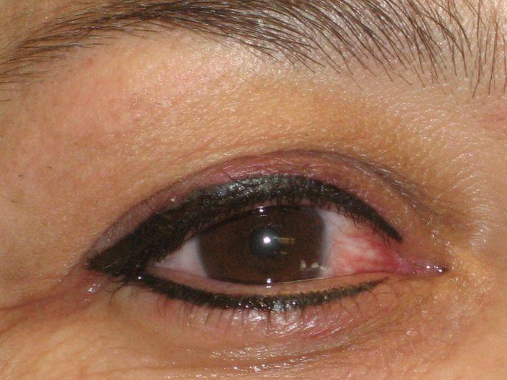 Permanent Eyeliner | Permanent Makeup I just want brown not black: