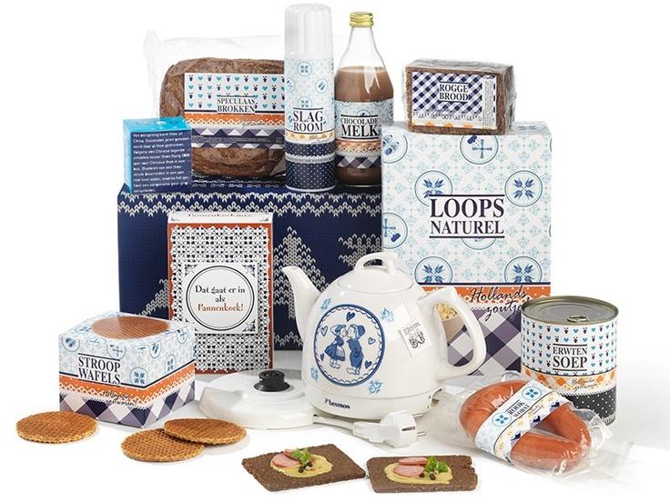 Kerstpakket ´Wintervoorraad´ - 45,00 + - Kerstpakketten | Kerstpakketten.nl