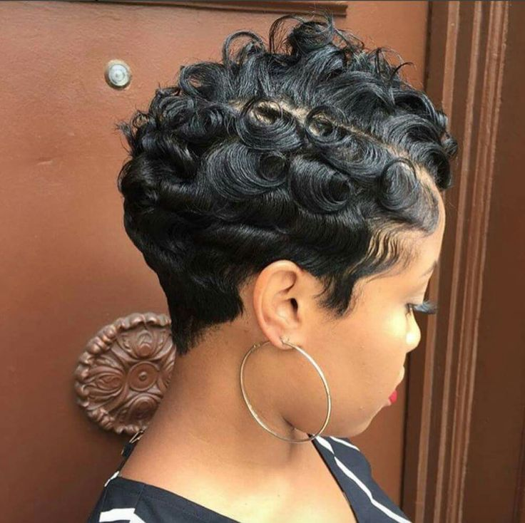 Pin By Latest Hairstyles On Repins From Pinterest: 25+ Best Ideas About Short Black Hairstyles On Pinterest