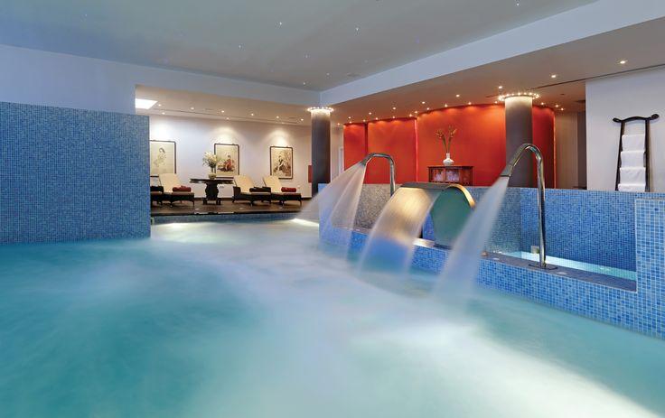 Euphoria Rejuvenating Spa Pool