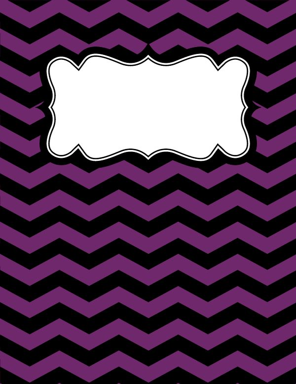 1000  ideas about chevron binder covers on pinterest