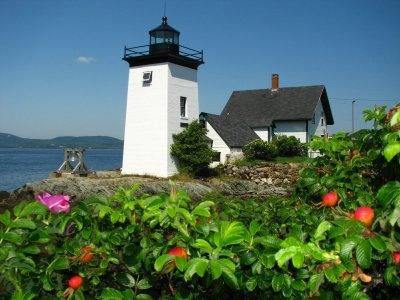 Grindle Point Lighthouse, Islesboro, ME.