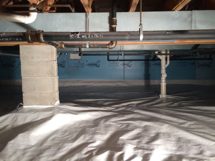 58 Best Images About Crawl Space Insulation On Pinterest