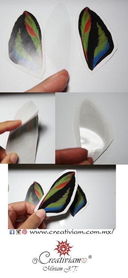 01 alas de hada en impresión