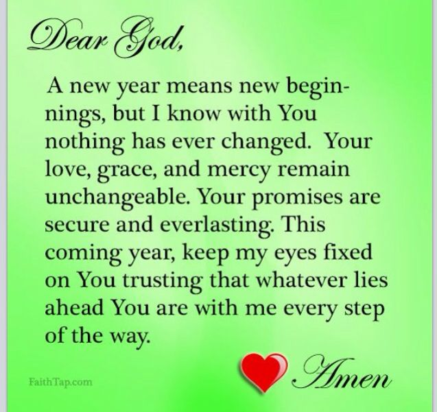 New Year Prayer For My Family | newyear.cooltest.info