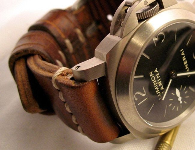 Best custom watch straps according to Gear Patrol