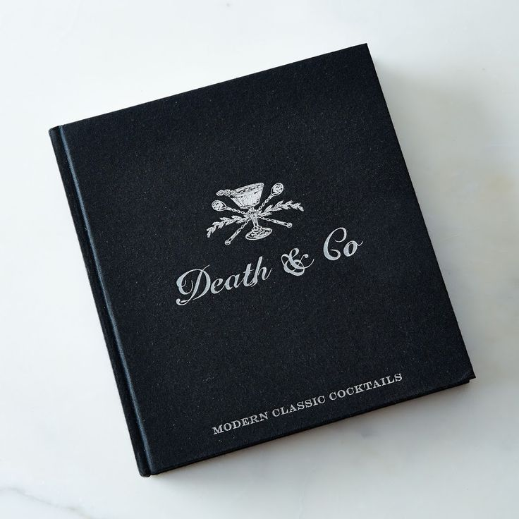 Death & Co. Cocktail Book, Signed Copy