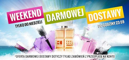 Darmowa dostawa perfum do Twojego domu. Za wysyłkę płacimy my! www.kokai.pl