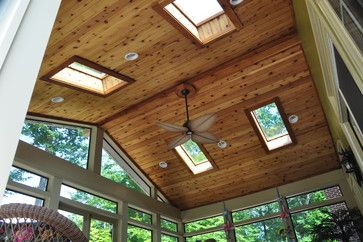 17 Best Images About Skylights On Pinterest Small Fan