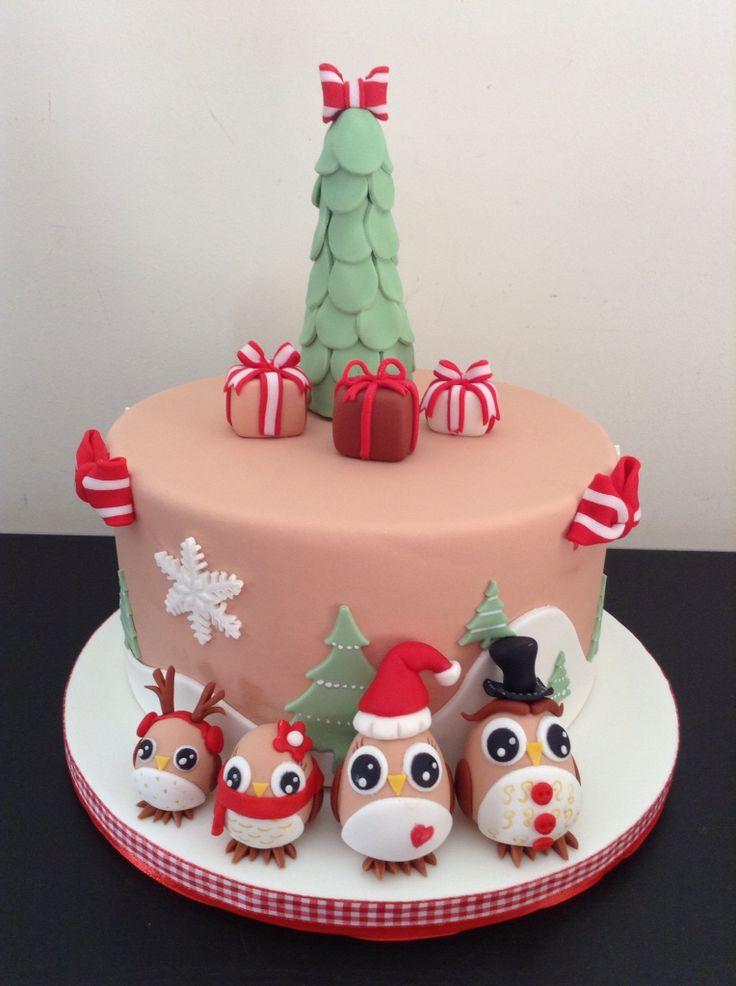 Christmas cake 2014