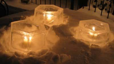 How To Make Candles Last Longer ~ Simply put them in the fridge for 24 hours before you light them. That's it, simple huh?