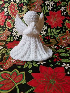 Make a pretty Christmas Angel today with this free pattern. Designed as part of the 2016 Holiday Blog Hop! This is the second Crochet Angel Pattern I have contributed this season.