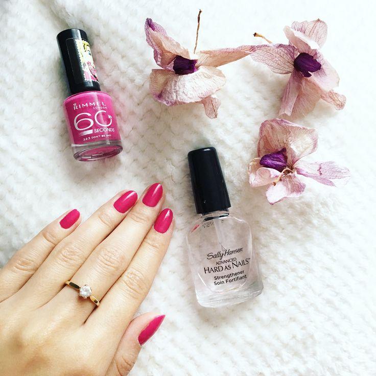 Nails | Pink Nails 💕