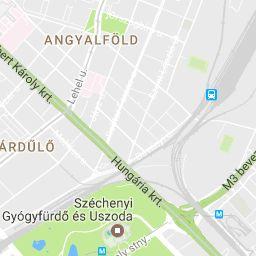 Futás - Budapest: Ligetkör, Városliget - 3 km